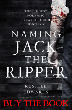 Naming Jack the Ripper - Buy the Book