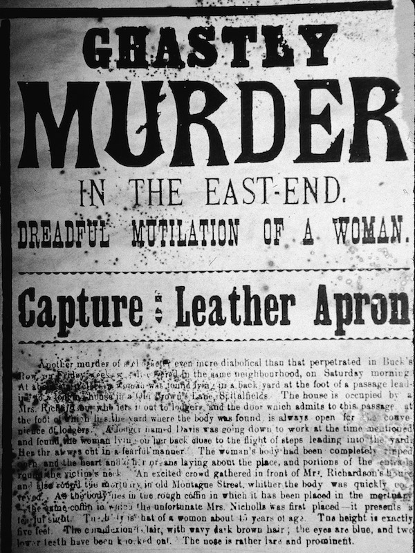 gcse history coursework jack the ripper Please leave a review if you have enjoyed this lesson this lesson takes a fun and fascinating view into the jack the ripper murders of 1888 sounds and animations included recap = students to look at a variety of images and discuss what the.